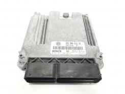 Calculator motor, cod 03G906016CB, 0281011900, Skoda Octavia 2 Combi (1Z5), 1.9 TDI, BKC (idi:491777)