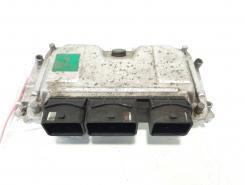 Calculator motor, cod 9638783480, 0261206942, Peugeot 307 SW, 1.6 benz, NFU (idi:491367)