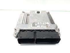 Calculator motor, cod 03G906016FF, 0281011905, Skoda Octavia 2 Combi (1Z5), 2.0 TDI, BKD (idi:491663)