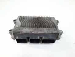 Calculator motor, cod 9661978880, Peugeot 307 SW, 1.4 benz, KFW (idi:492000)