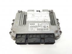 Calculator motor, cod 9664257580, 0281013332, Peugeot 307 SW, 1.6 HDI, 9HZ (idi:491852)