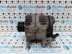 Cod oem: 028903028D, alternator Seat Leon (1M1) 1.4 16V, AHW