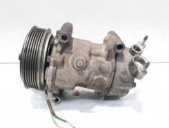 Compresor clima, cod 9655191580, Peugeot Partner Tepee, 1.6hdi, 9HZ (id:305943)
