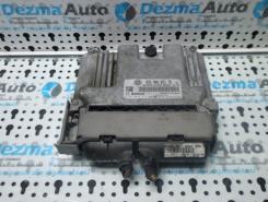 Calculator motor Skoda Octavia 2 Combi (1Z5) 1.9tdi, BXE, 03G906021TB,  0281014711