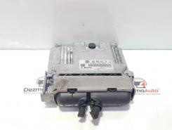 Calculator motor, Skoda Octavia 2 Combi (1Z5) 1.9 tdi, BXE, cod 03G906021TB, 0281014711 (id:312249)