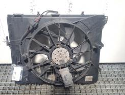 Electroventilator cu releu, Bmw 3 (E90) 2.0 B, cod 7563259 (id:376969)