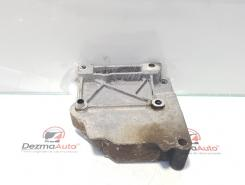 Suport compresor clima Peugeot Partner (II) Tepee, 1.6 benz, NFU, cod 9657137480