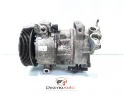 Compresor clima 598754, 447190-8112, Peugeot Partner (II) Tepee [Fabr 2008-2018] 1.4 benz, 8FS