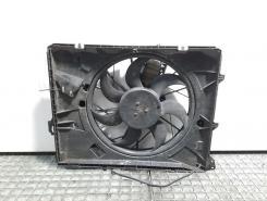 Electroventilator cu releu, Bmw 3 (E90) [Fabr 2005-2011] 2,0 benz, N43B20A, 7563259