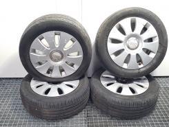 Set jante aliaj, Audi A3 (8P1), 1.9 TDI, BLS, cod 8P0601025AA