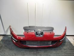 Bara fata cu grila si proiectoare, Peugeot 407 SW