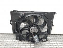 Electroventilator cu releu, cod 7801993, Bmw 3 (E90), 2.0 diesel, N47D20A