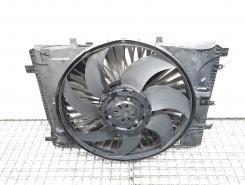 Electroventilator cu releu, cod A2045000493, Mercedes Clasa E T-Model (S212), 2.2 cdi, OM651924