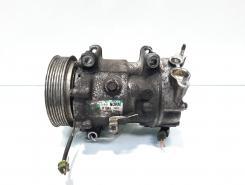 Compresor clima, cod 9659875880, Peugeot Partner (II) Tepee, 1.6 hdi, 9HZ