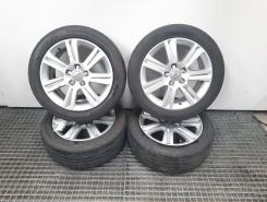 Set jante aliaj R17, ET45, cod 8K0601025B, Audi A4 (8K2, B8) 2.0 TDI, BMM (id:464002)