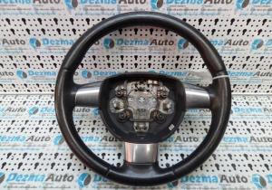 Cod oem: 4M51-3600-EL, volan piele Ford Focus 2 combi (DAW) 2004-2011