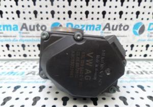 Clapeta acceleratie, 03L128063B, Audi A6 (4F2, C6) 2.0TDI, CAGB