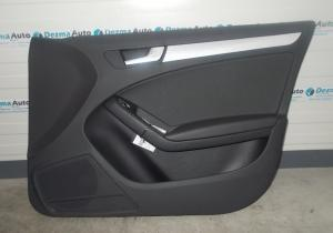 Tapiterie dreapta fata Audi A4 (8K2)