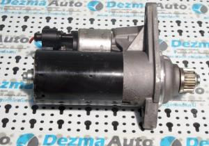 Electromotor (5 vit man) 02T911024J, Skoda Rapid 1.2tsi, CBZB