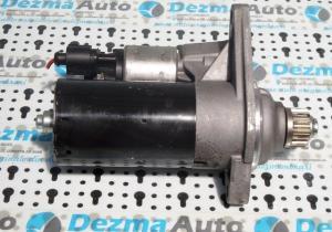 Electromotor (5 vit man) 02T911024J, Skoda Rapid, 1.2tsi, CBZB