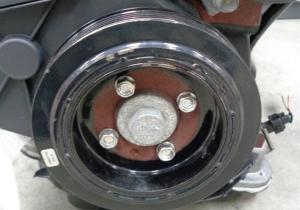 Fulie motor 8980391730, Opel Astra J, 1.7cdti, A17DTJ
