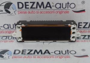 Display bord central 9676656080-01, Peugeot 207 (WA) (id:114521)