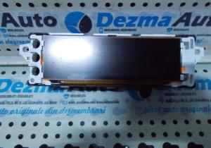 Display bord central Peugeot 207, 9676656080-01