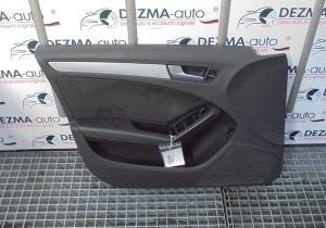 Tapiterie stanga fata, Audi A4 (8K2, B8) (id:246278)