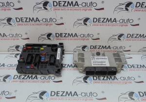 Calculator motor, 9654210380, Peugeot 307 sedan 2.0B
