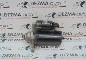 Electromotor, 02Z911023FX, Vw Golf 5 Plus 1.9tdi, BRU