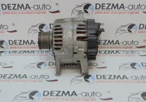 Alternator, cod 8200667614, Renault Scenic 2, 1.5dci