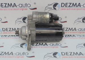 Electromotor 02Z911023F, 0001123012, Skoda Octavia 2 (1Z3) 1.9tdi, BKC