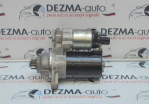 Electromotor 02T911023R, Skoda Fabia 2 Combi (5J) 1.2tsi, CBZ
