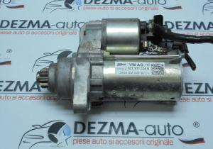 Electromotor 02T911024N, Skoda Fabia 2 Combi (5J) 1.2tsi (id:281771)
