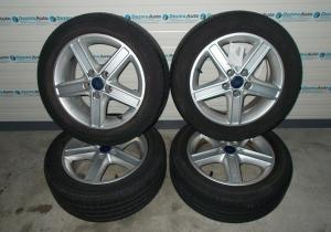Set jante aliaj Ford Focus 2 combi 2004-In prezent, 205/55R16