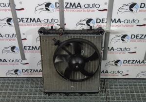 Radiator racire apa cu electroventilator, 6Q0121253K, Skoda Fabia 2, 1.2b (id:301096)