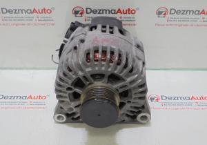 Alternator cod 9650358580, Peugeot 207 SW (WK) 1.6hdi
