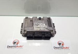 Calculator motor 9655698280, Peugeot 307, din dezmembrari, 1.6hdi