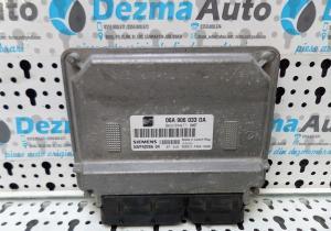 Calculator motor 06A906033DA, 5WP4028604, Vw Golf 5, 1.6Benz, BGU, BSE, BSF