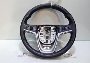 Volan piele cu comenzi GM13351029, Opel Astra J sedan