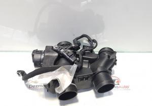 Clapeta acceleratie, Peugeot 307, 1.6 hdi, 9HZ, cod 9657485480 (id:372510)