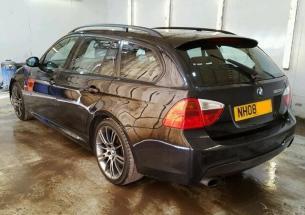 Vindem piese de interior BMW 320d (E91)