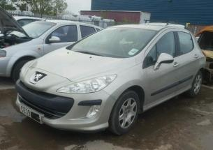 Vindem piese de interior Peugeot 308, 1.6HDI. 9HZ