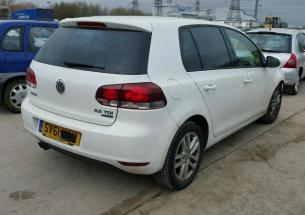 Vindem cutie de viteze Vw Golf 6, 2.0tdi 4motion