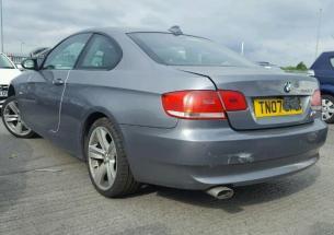 Vindem cutie de viteze BMW 320d E92 coupe