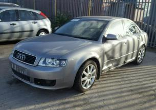 Vindem piese de motor Audi A4 2004, 1.8benzina