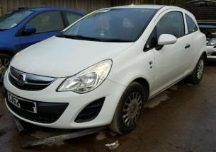 Vindem piese de motor Opel Corsa 2012, 1.0benzina