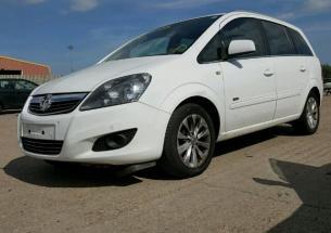 Vindem cutie de viteze Opel Zafira B 1.7cdti