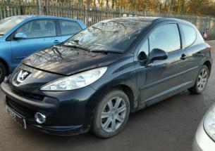 Dezmembrari auto Peugeot 207, 1.6hdi, 9HY