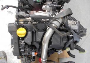 Motor, K9K732, Renault Scenic 2, 1.5dci (ID:297766)